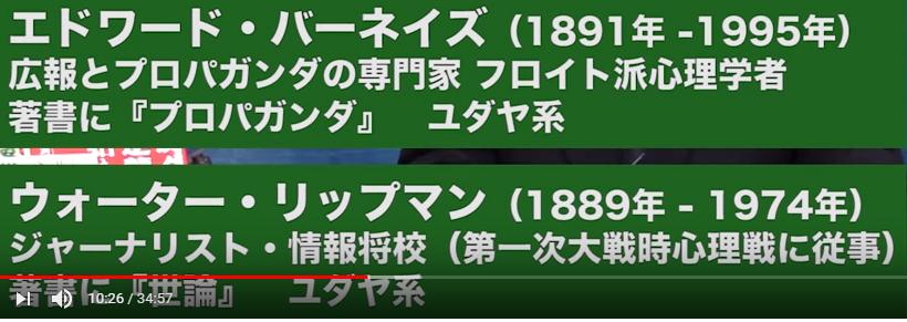 エドワード・バーネイズ略歴